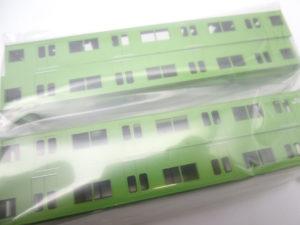 グリーンマックス JR103系 関西形 トータルセット Nゲージ 車体