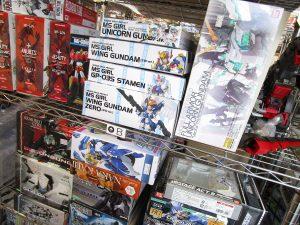 愛知県より、超合金ダイゼンガーやゾイド等のプラモデルを買取させて頂きました!
