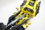 LEGO テクニック 42030 Volvo L350F ホイールローダー接合部