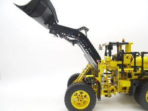 LEGO テクニック 42030 Volvo L350F ホイールローダーのバケット