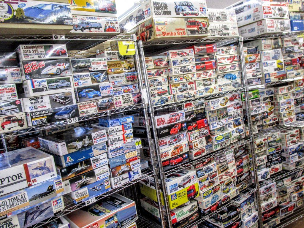 埼玉県よりスーパーカーなどの絶版プラモデルを沢山買取させて頂きました!