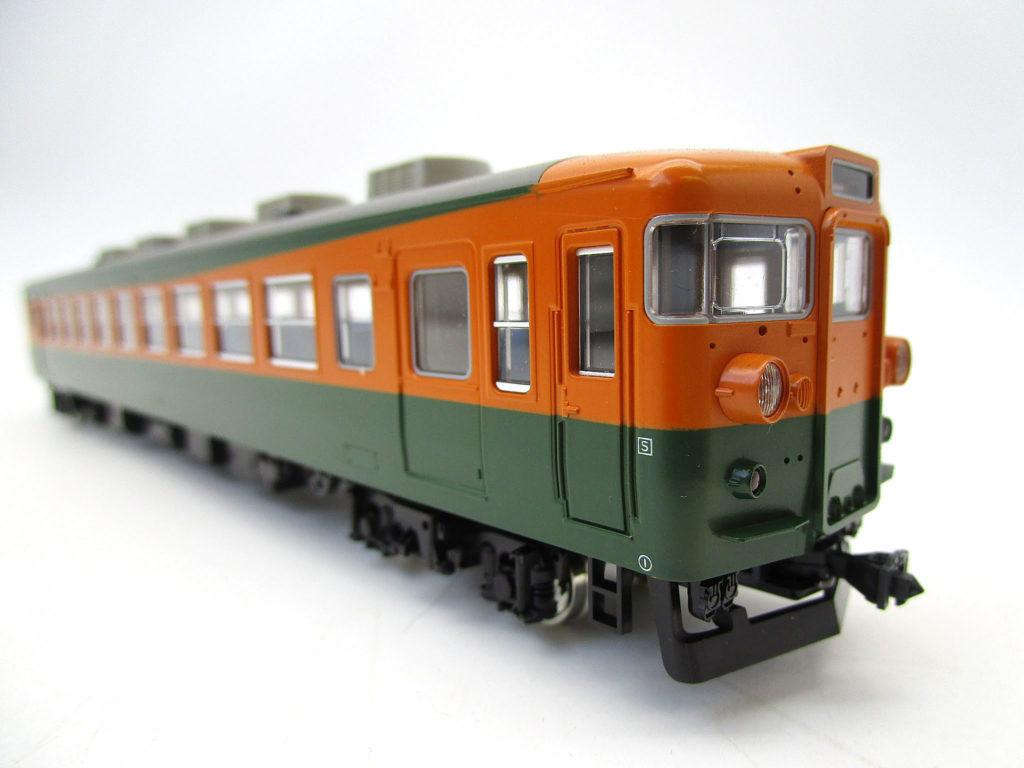 KATO 3-505 165系 直流急行電車 HOゲージ