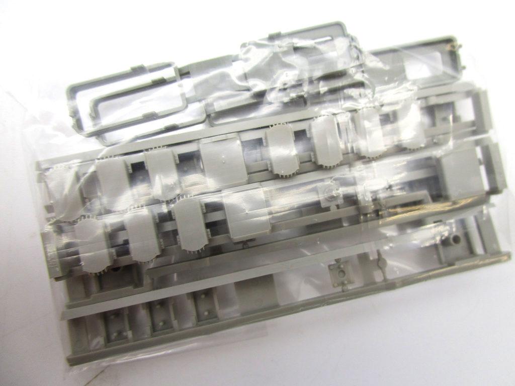 KATO 3-505 165系 直流急行電車 HOゲージ 細かな手すりや上部のベンチレーター