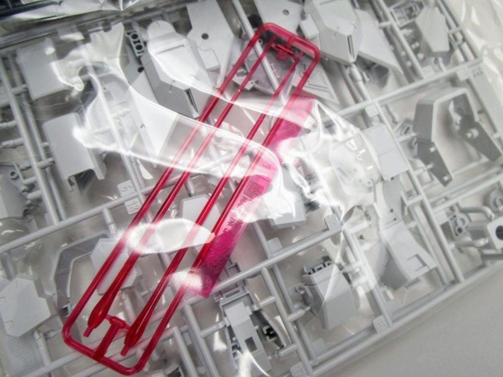 バンダイ MG 1/100 ガンダム TR-1 ヘイズル改パーツ