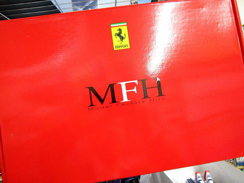 MFH 1/12 フェラーリ250GTO1962