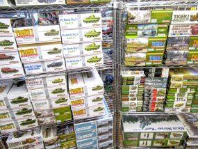 長野県より、ドラゴン・サイバーホビーのAFVプラモデルを多数買取させて頂きました!