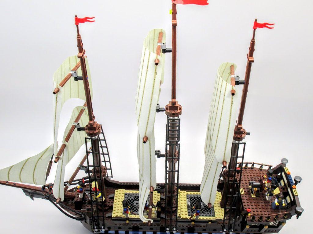 LEGOパイレーツ 10210 インペリアル フラッグシップの全体写真