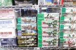 バンダイ HG キャラホビ2007限定 リックドム コーティングバージョン