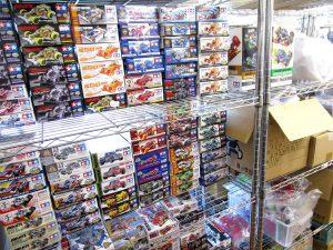 大阪府より、タミヤ アバンテMk.Ⅲやメモリアルボックスなどミニ四駆を多数買取頂きました!