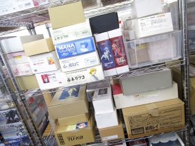 千葉県より、ボークス 絶対領域 1/4 綾波レイなどのガレージキットを買取させて頂きました!