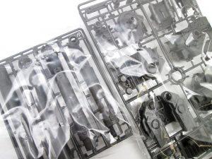 コトブキヤ HMM043 1/72 ゴジュラス・ジ・オーガ ロングレンジバスターキャノンのパーツ