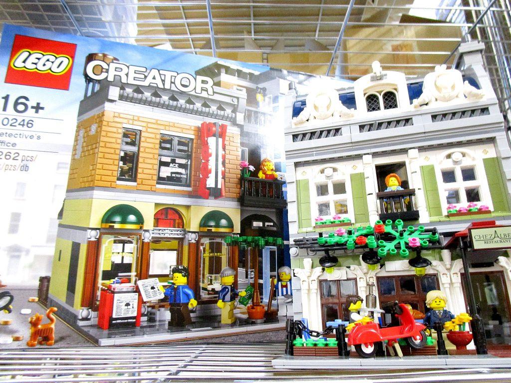 LEGO 10243 パリのレストランなどのレゴブロックを大阪府より買取させて頂きました!