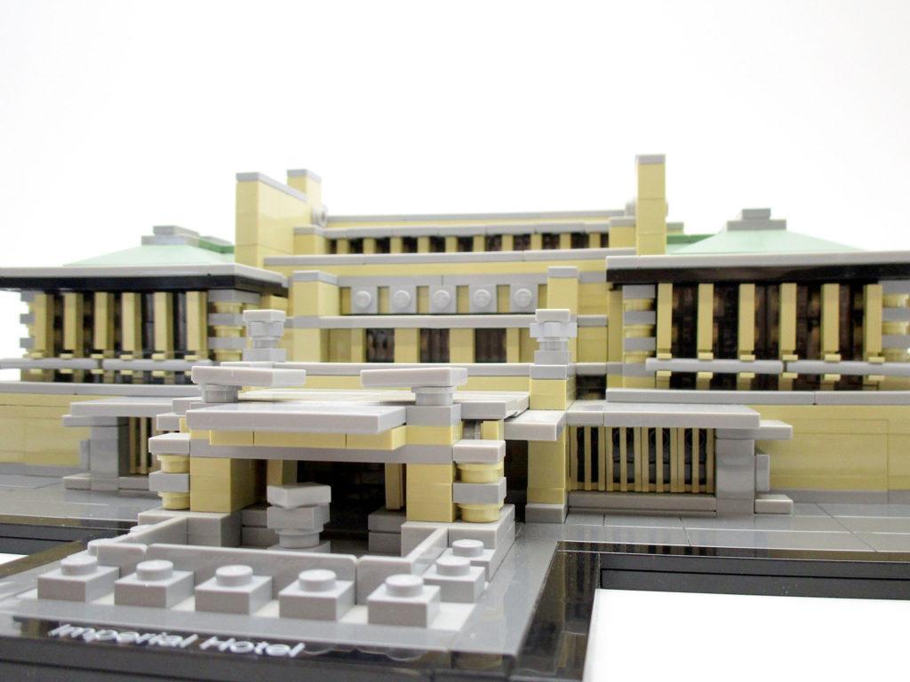 LEGO アーキテクチャー 21017 帝国ホテル 外観
