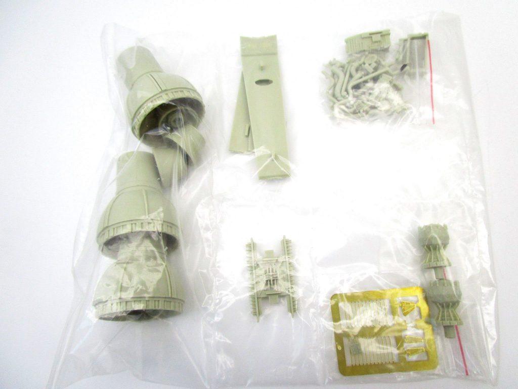 SCI-FIダイナミクス 1/2256 スターデストロイヤー エッチングパーツ