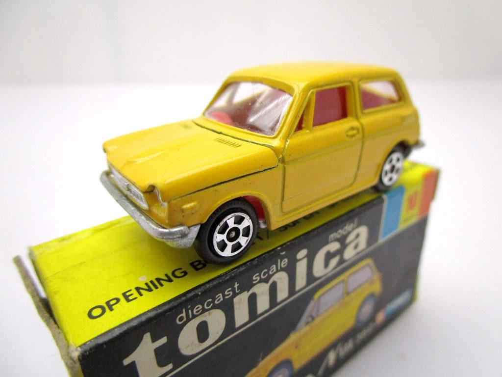 トミカ 10 ホンダ NⅢ360 ホンコン フロント