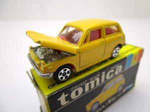トミカ 10 ホンダ NⅢ360 ホンコン ボンネット