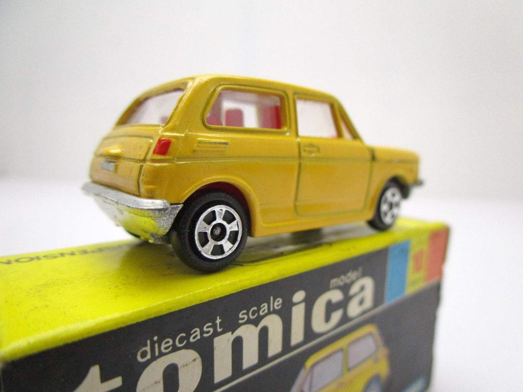 トミカ 10 ホンダ NⅢ360 ホンコン リア