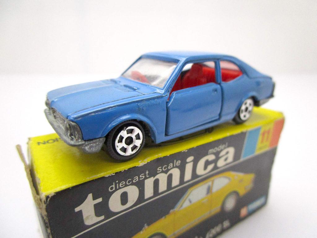 トミカ 11 トヨタ スプリンター 1200SL ホンコン フロント