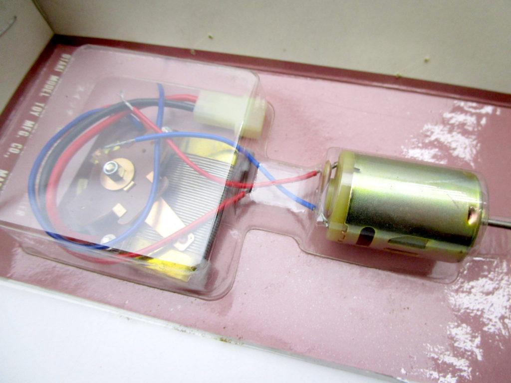 オオタキ 1/12 ランボルギーニ カウンタック LP500 モーター