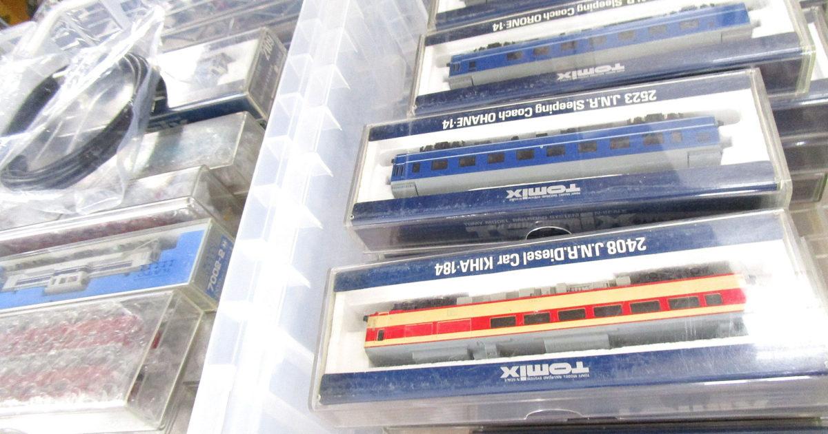 青森県より、KATO 3006-5 EF58などのNゲージ鉄道模型を90点以上買取頂きました!