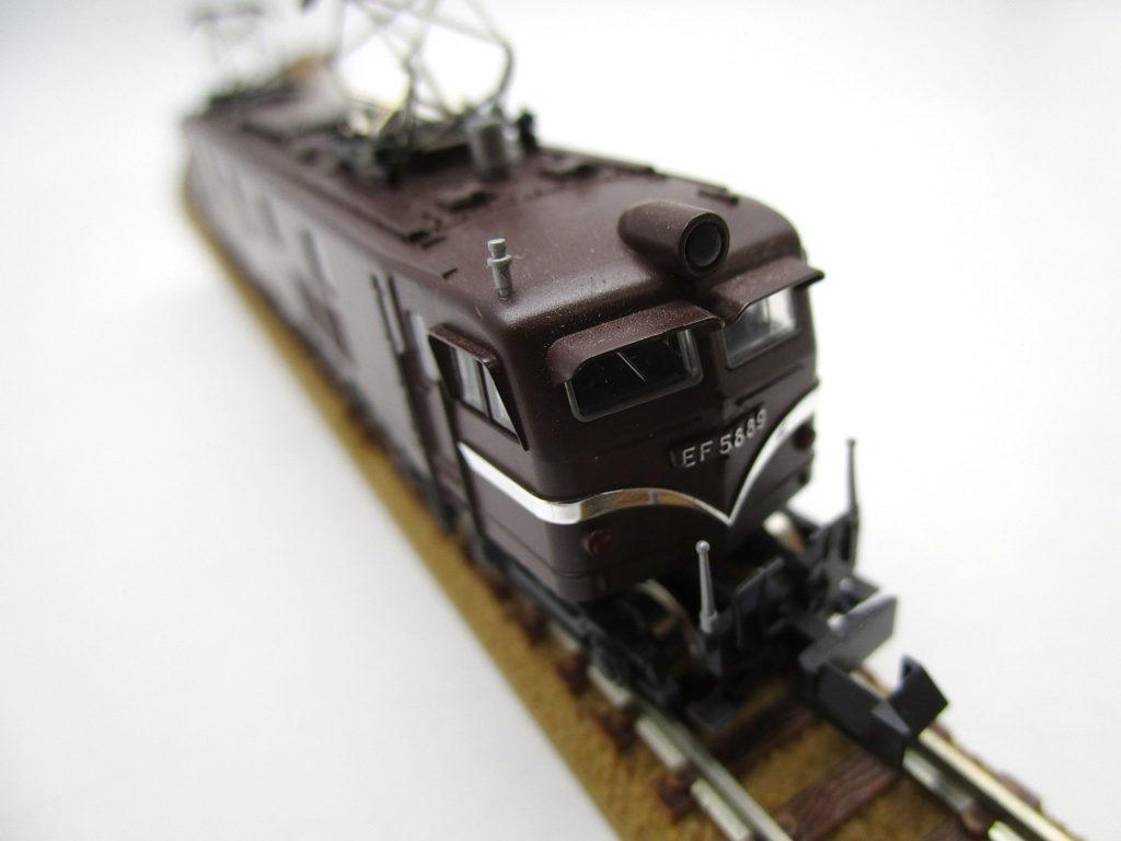 KATO 3006-5 EF58 ヒサシ付
