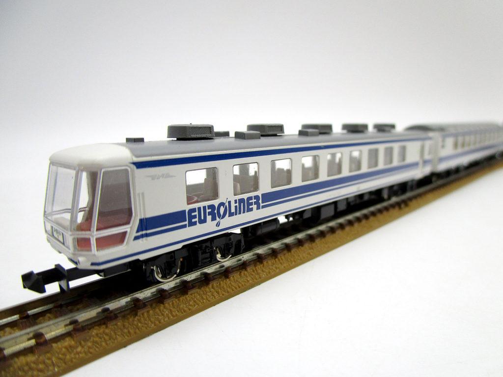 TOMIX 92029 国鉄12-700系 ユーロライナー基本セット