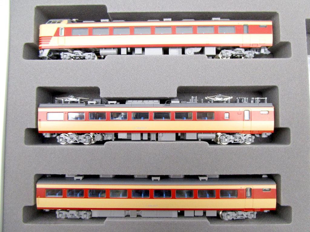 TOMIX 98961JR 485系特急電車 仙台車両センター・A1・A2編成 A1編成