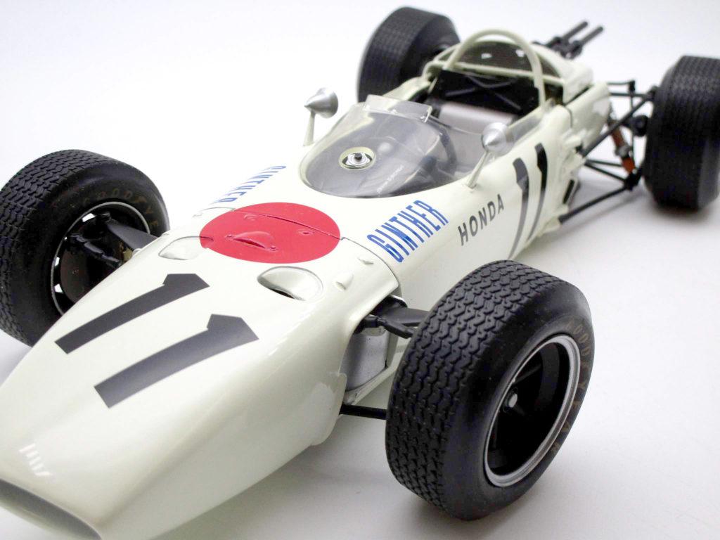 タミヤ 1/12 ホンダ F1 RA2721965年メキシコGP優勝車 フロント