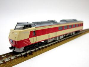 TOMIX 2406 国鉄キハ183形 ディーゼル動車