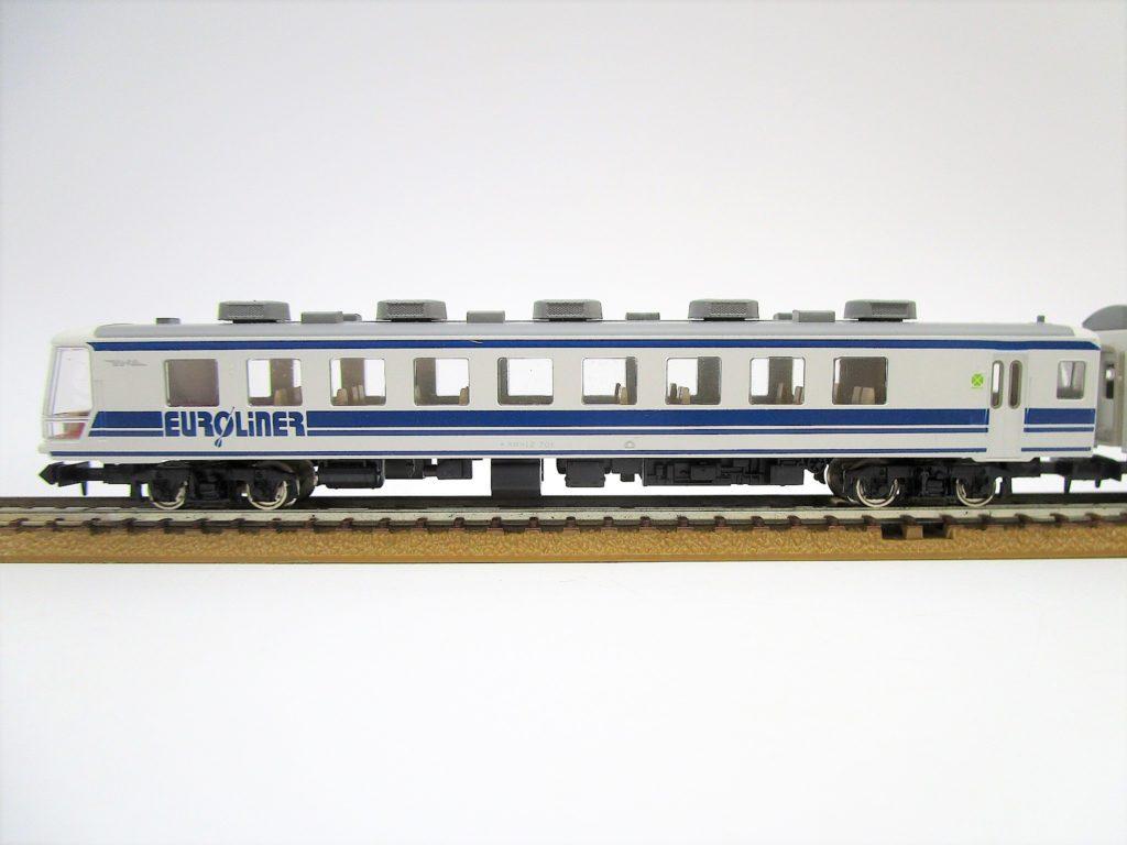 TOMIX 92029 国鉄12-700系 ユーロライナー スロフ12-701