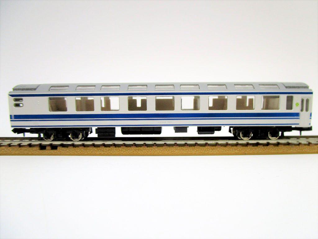 TOMIX 92029 国鉄12-700系 ユーロライナー オロ12-701