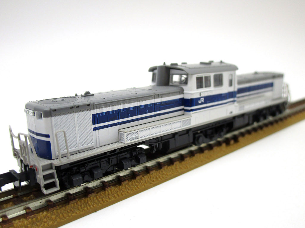 KATO 7002-2 DD51 ユーロライナー色