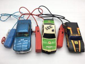 バンダイ ブリキ BMW /LUCKY他 古いリモコン自動車