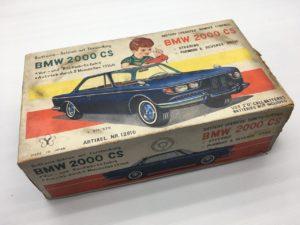米澤玩具 BMW 2000CS 電動リモコンカー
