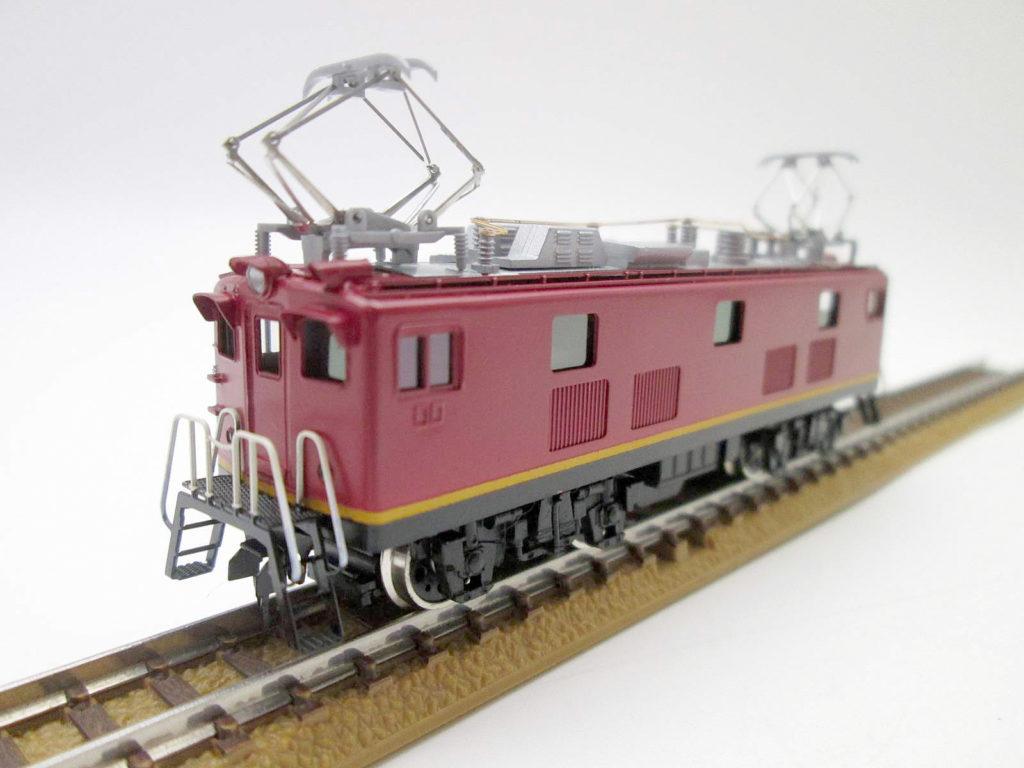 ワールド工芸 Nゲージ 国鉄ED91 21号機 試作交流機 塗装済完成品