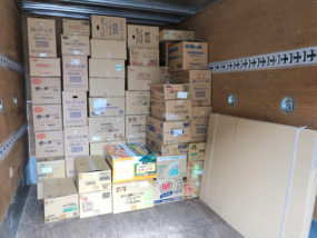 京都府へ、1200点を超えるプラモデルやラジコンの出張買取にお伺いしました!