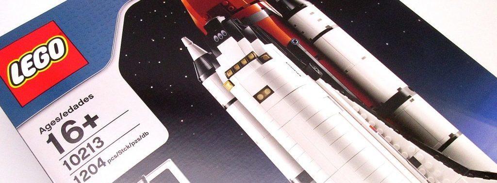 LEGO/レゴクリエイター 10213 スペースシャトル