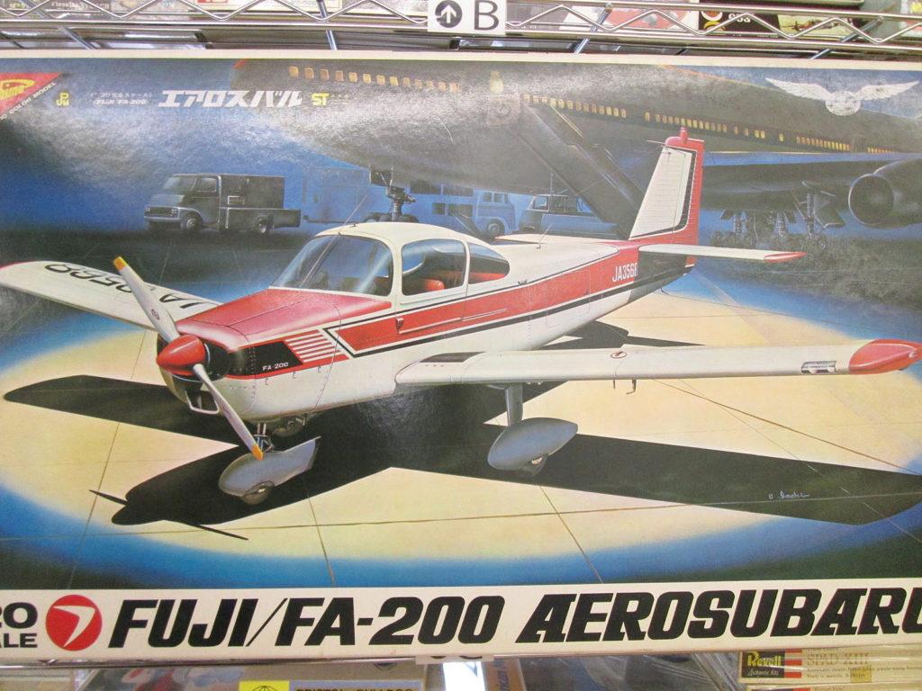ニチモ 1/20 FUJI/FA-200 エアロスバル