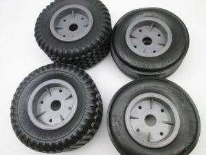 スピタル産業 1/8 サファリバギー カスタムX タイヤ