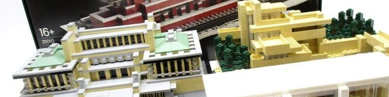 LEGO アーキテクチャー
