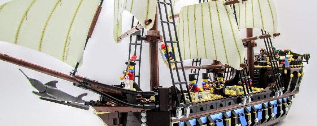 レゴパイレーツ 10210 インペリアル フラッグシップ