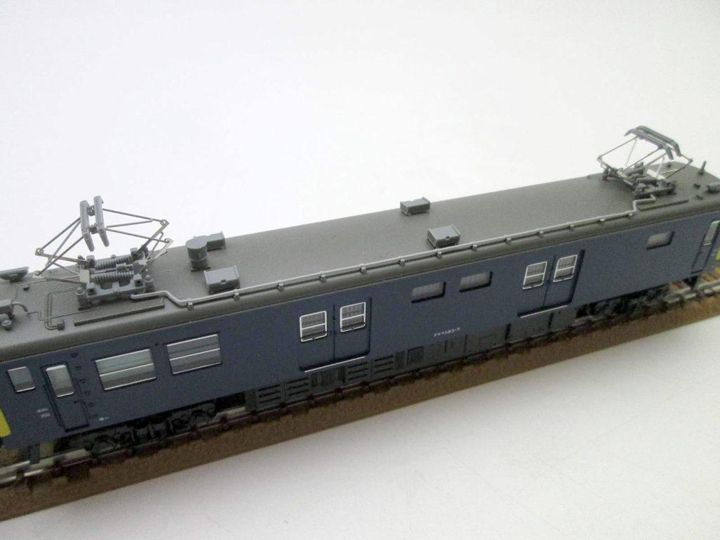 マイクロエース A3287 クモヤ143 2両セット 屋根