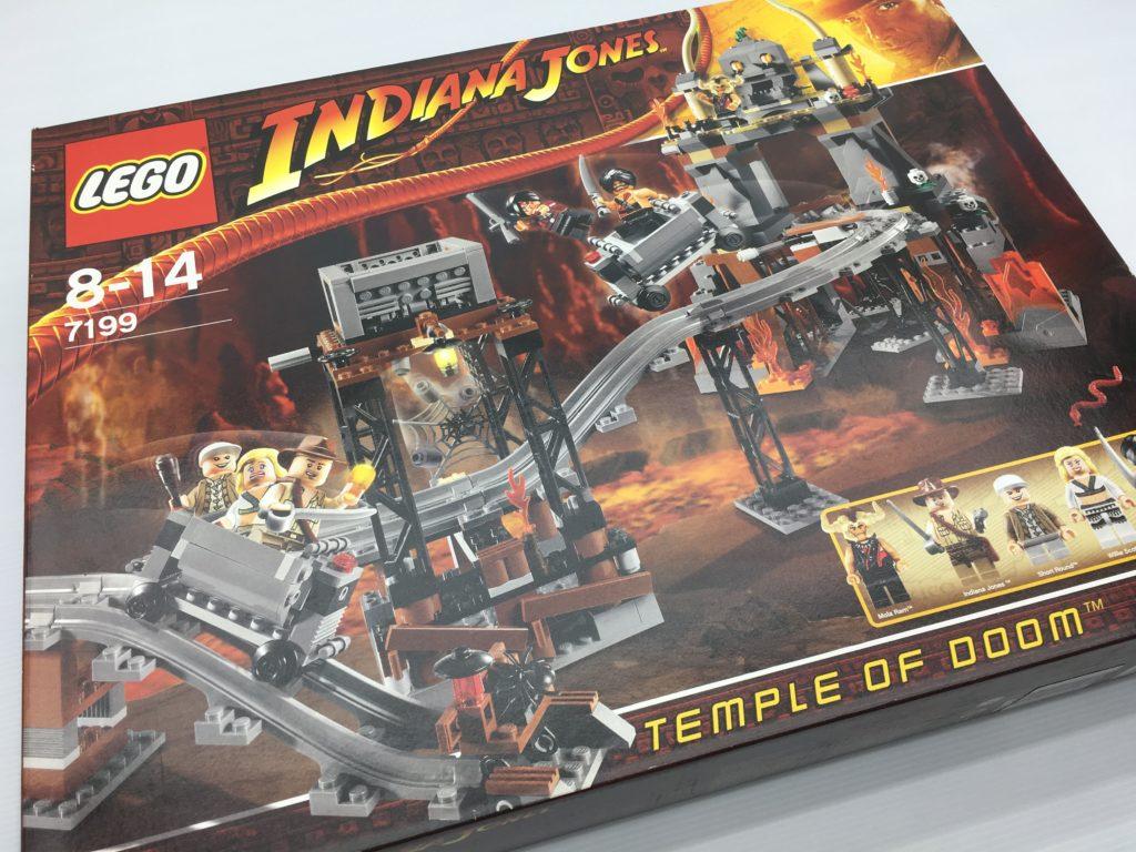 レゴ インディ・ジョーンズ 7199 魔宮の伝説