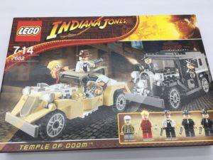 LEGOインディ・ジョーンズ 7682 上海チェイス