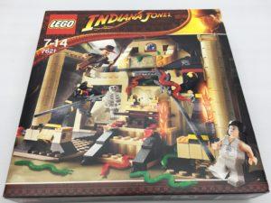 LEGOインディ・ジョーンズ 神殿からの脱出 7621
