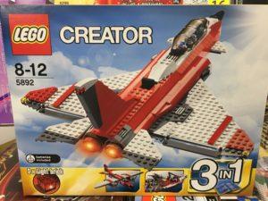LEGOクリエイター・ソニックブーム