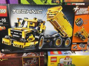 レゴ テクニック 8264 牽引車