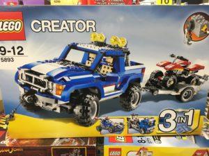 レゴ クリエイター 5893 オフロード