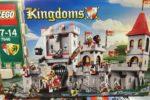 レゴ キングダム 7946 王様のお城