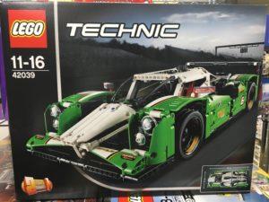レゴ テクニック 42039 耐久レースカー